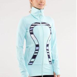 Lululemon In Stride Jacket Aquamarine Discover 10